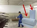 家具烤漆房专用空气过滤棉